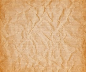 Crumpled old paper background vector 02