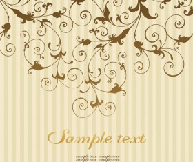 Elegant decorative backgrounds vectors 03