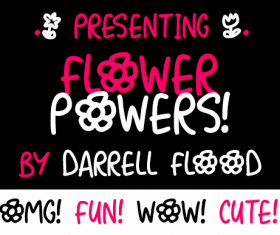 Flower Powers fonts