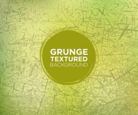 Grunge textured background vector 01