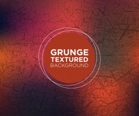 Grunge textured background vector 10