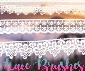 Lace Brush Photoshop Brushes