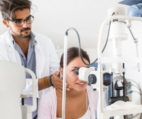 Medical optometry Stock Photo 10