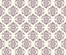 Ornate seamless pattern ornaments vector 01