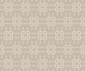 Ornate seamless pattern ornaments vector 02