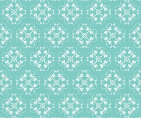 Ornate seamless pattern ornaments vector 03