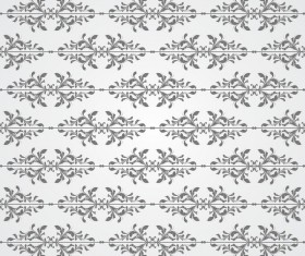Ornate seamless pattern ornaments vector 06