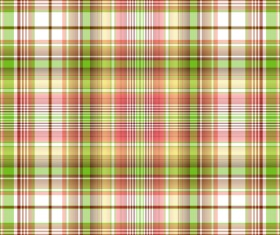 Plaid pattern design vector 05
