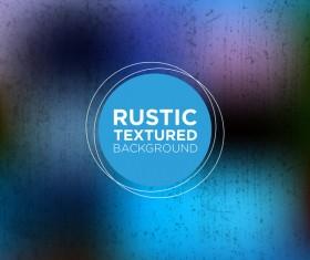 Rustic textured background vector 09