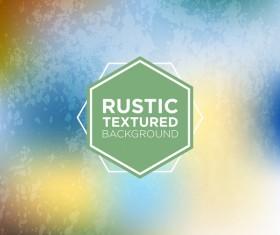 Rustic textured background vector 10