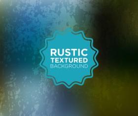 Rustic textured background vector 12