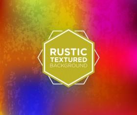 Rustic textured background vector 18