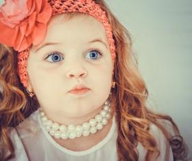 Sell Meng little girl Stock Photo