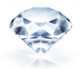 Shining diamond vector illustration 01