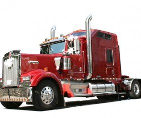 Truck head Stock Photo 01