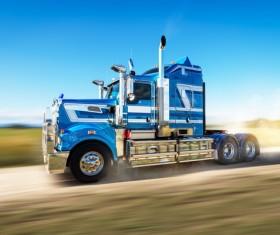 Truck head Stock Photo 02
