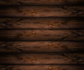Vintage wooden board background realistic vector 01