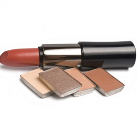 Womens various brand lipstick Stock Photo 10
