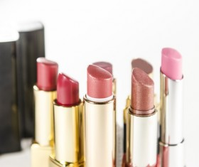 Womens various brand lipstick Stock Photo 14