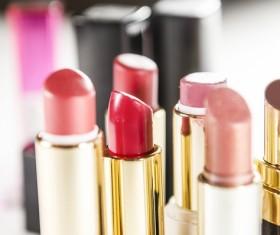 Womens various brand lipstick Stock Photo 15