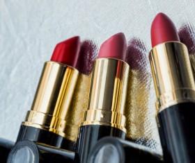 Womens various brand lipstick Stock Photo 16