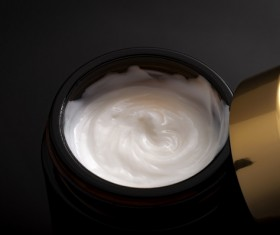 moisturizers and creams Stock Photo