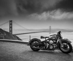 motorcycle Stock Photo 03