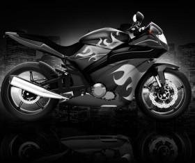 motorcycle Stock Photo 04