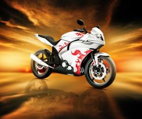 motorcycle Stock Photo 05