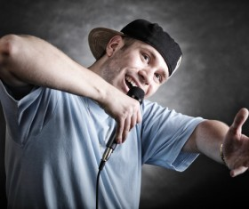 rappers Stock Photo 01