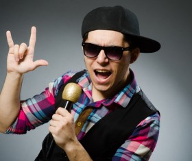 rappers Stock Photo 05