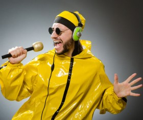 rappers Stock Photo 09