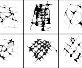 Abstract Crack Photoshop Brushes