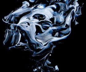 Abstract Paint Stock Photo 19