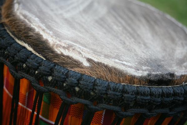 African drum Stock Photo 02