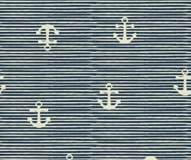 Anchor seamless pattern vector 01