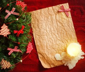 Christmas decoration Stock Photo 01