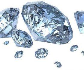 Diamond shiny illustration vector