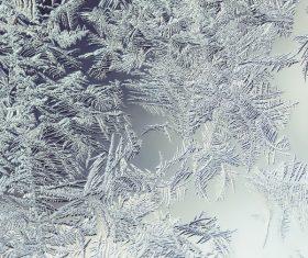 Frozen Window Background Textures Stock Photo 17