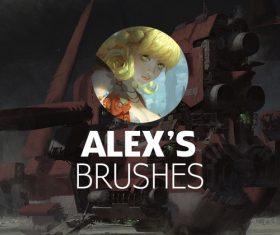 Gimp Photoshop Brushes