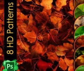Leaves Photoshop Patterns