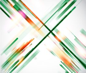 Messy abstract background design vector 01