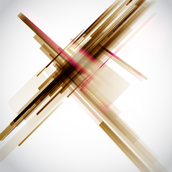 Messy abstract background design vector 05