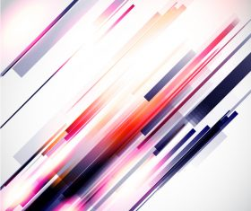 Messy abstract background design vector 07