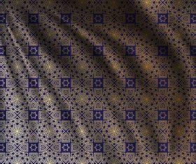 Ramadan styles fabric pattern vector material 04
