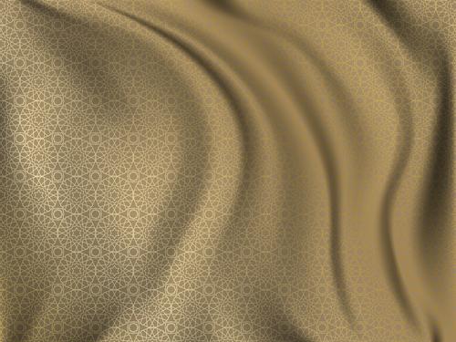 Ramadan styles fabric pattern vector material 08