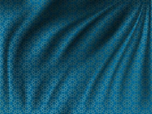 Ramadan styles fabric pattern vector material 12