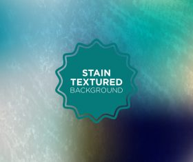 Stain textured background vector 04