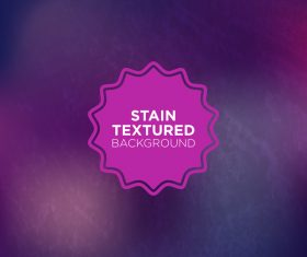 Stain textured background vector 10