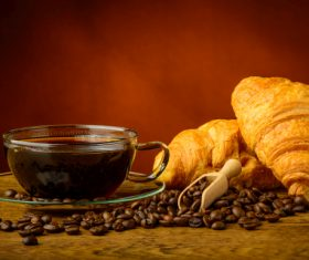 Still life with coffee Stock Photo 05